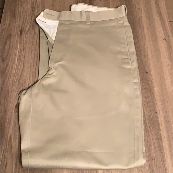 ce2f156a2 Joseph & Feiss Pants | Joseph Feiss Khaki Dress Slacks 30x32 | Poshmark